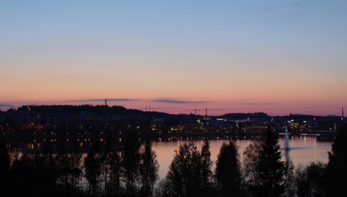 The city of Jyväskylä has been my home for almost five years. That will change this week.